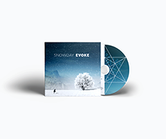 CD Packaging & Website Design